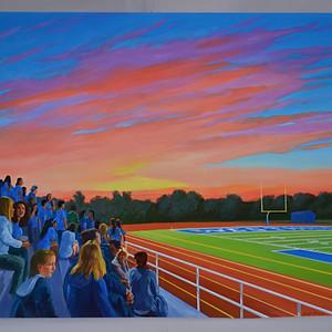 Skip's Sport Paintings
