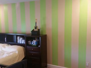 New green stripes