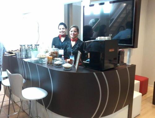 Cafeteria para stands