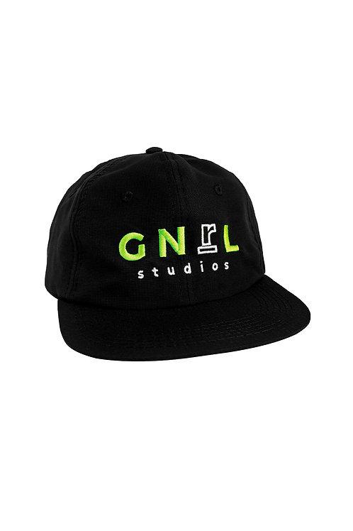 GNrL Black Snapback