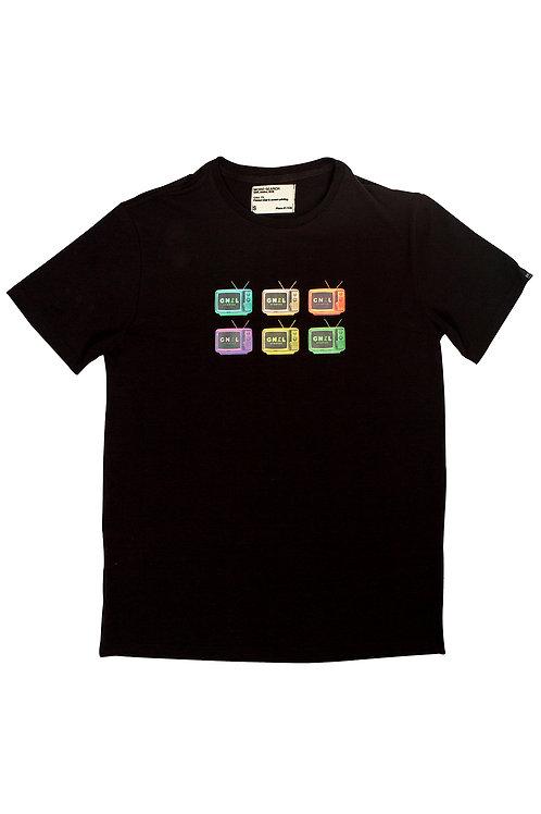 GNrL TV Camiseta Hombre
