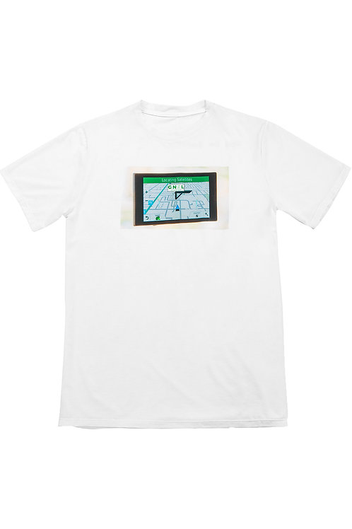 Camiseta Blanca GPS