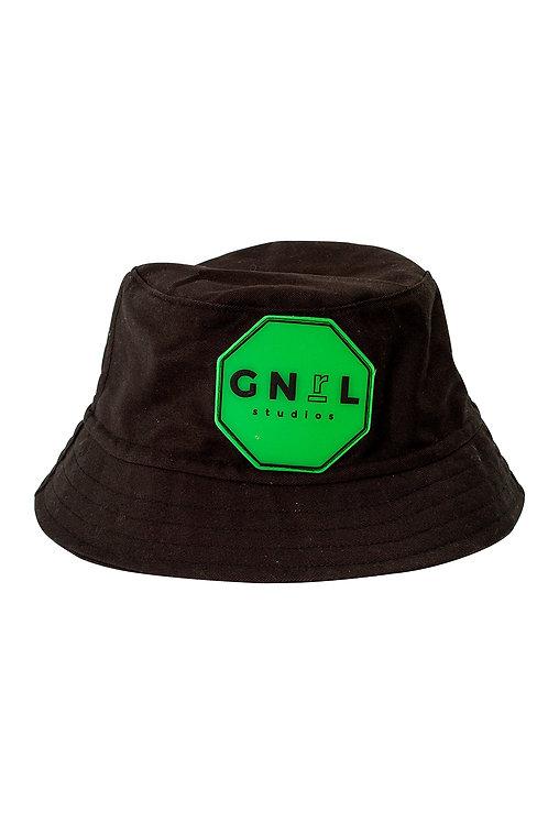 GNrL stop sign BUCKET HAT