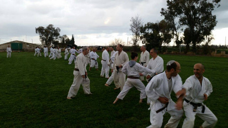 קרבות באימון המיוחד