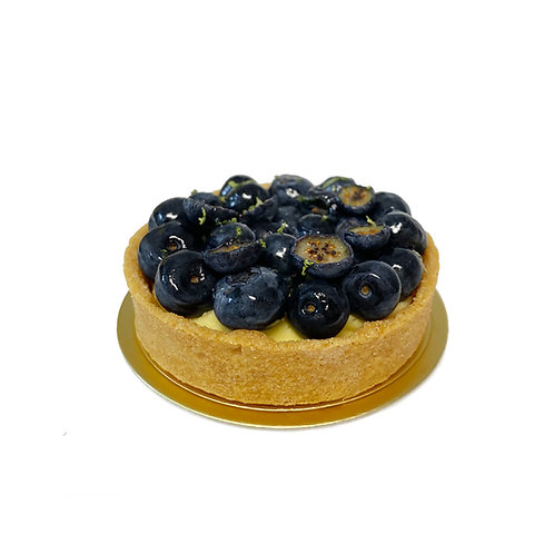 BLUEBERRY CHEESE TART