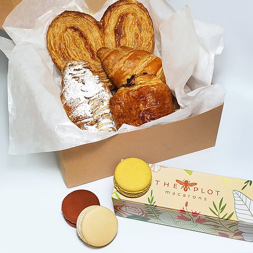CLASSIC PASTRY BOX