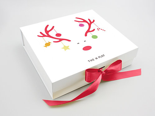 18 MACARONS (CHRISTMAS SPECIAL BOX)