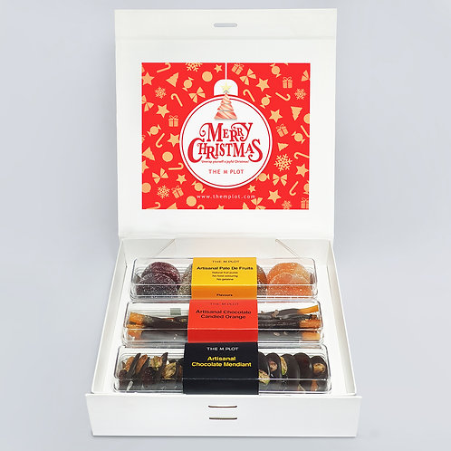 CHRISTMAS CONFECTIONERY GIFTBOX