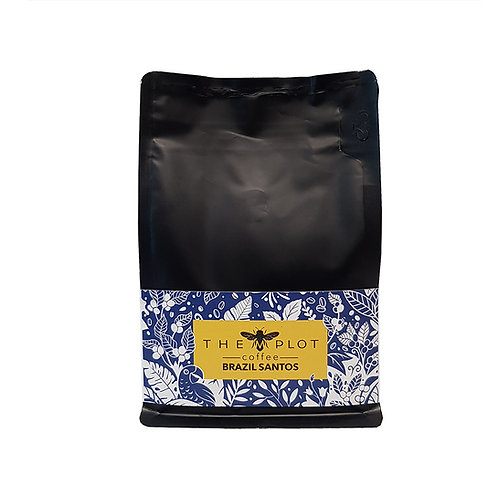 BRAZIL SANTOS COFFEE BEANS