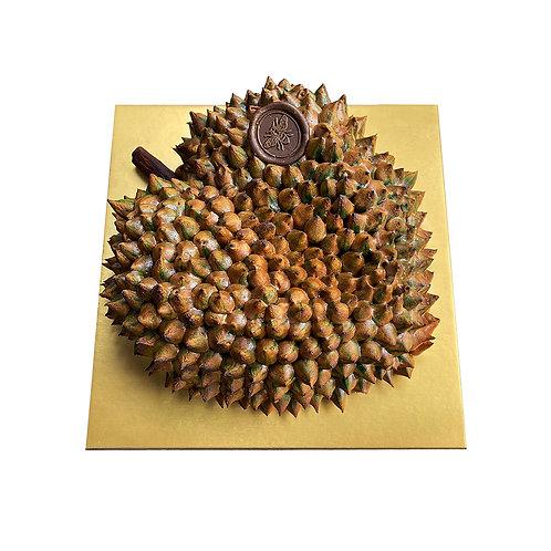 PREMIUM MAO SHAN WANG DURIAN CAKE (1KG)