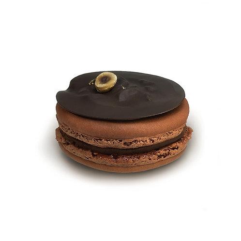 CHOCOLATE HAZELNUT PRALINE