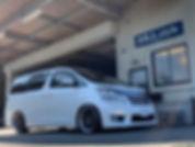 トヨタGGH20Wヴェルファイア中古車
