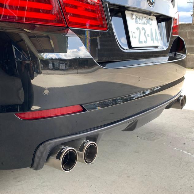 BMW 523i F10 -④
