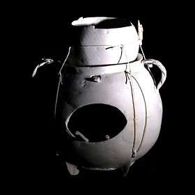 Caitlin Hickling, Furnace, contemporary clay sculpture, Nottingham, Nottingham Trent Univeristy