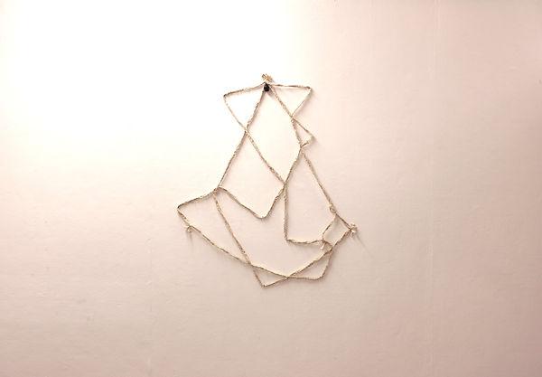Caitlin Hickling, Woven Effigy, Ata and To'o, contemporary art installation, sculpture, Nottingham, Artist, Nottingham Trent University