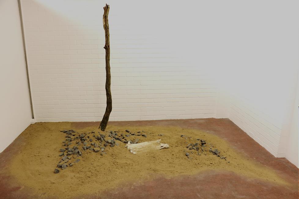 Caitlin Hickling, Ata and To'o, contemporary art installation, sculpture, Nottingham, Artist, Nottingham Trent University