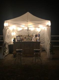 Outdoor Bar at The Ranch On Vinton Rd. Weddings.jpg