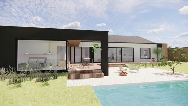 Renovatie landelijke woning
