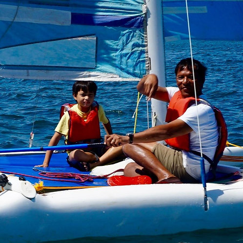 Learn to Sail in just 1 hour