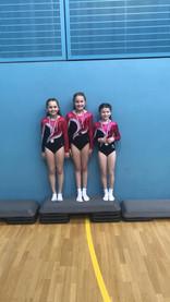 9-10 Level One Girls GOLD team