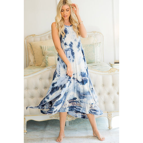 Jennifer Tie Dyed Dress
