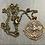 Thumbnail: Archangel St. Michael Bronze Necklace