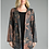 Thumbnail: Fannie Printed Faux Suede Jacket