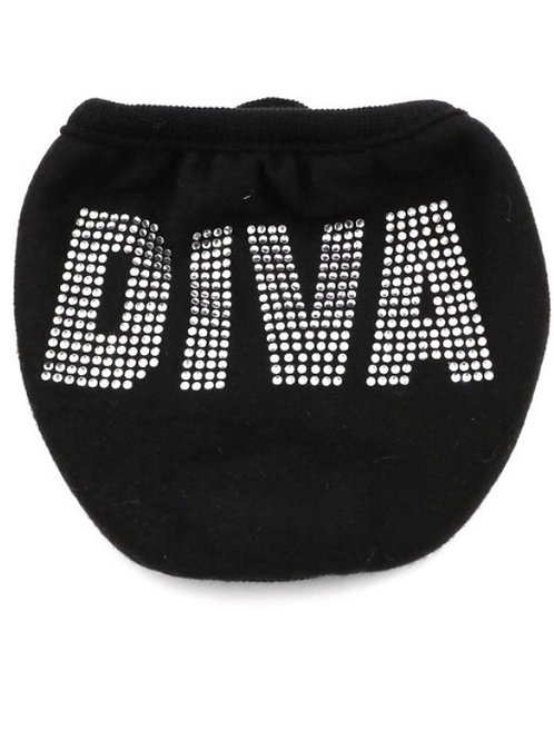 DIVA Studded Face Mask