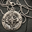 Thumbnail: Find Your Way....Old World Compass Necklace