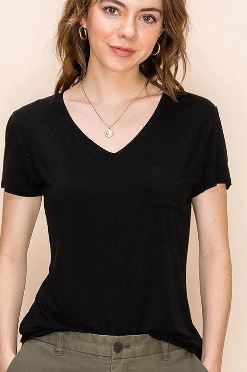 June V-neck T-Shirt