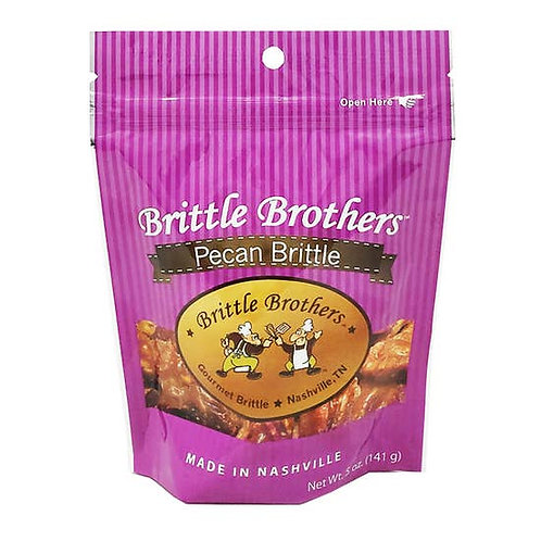 Brittle Brothers Pecan Brittle