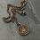 Thumbnail: Saint Christopher Brass Necklace