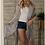 Thumbnail: Serena Grey/Taupe Kimono