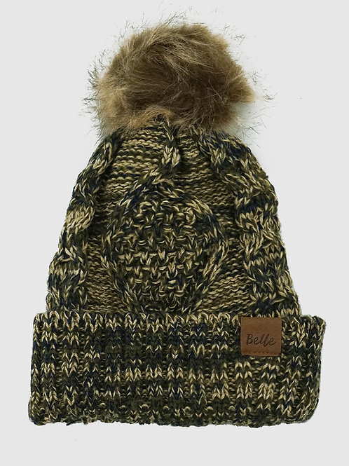 Knit Insulated Beanie
