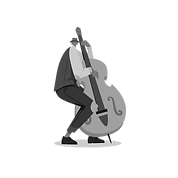 music-jazz-player-contrebasse-trompette_