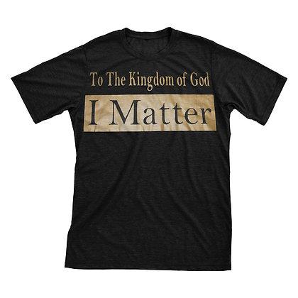 I Matter T-shirt