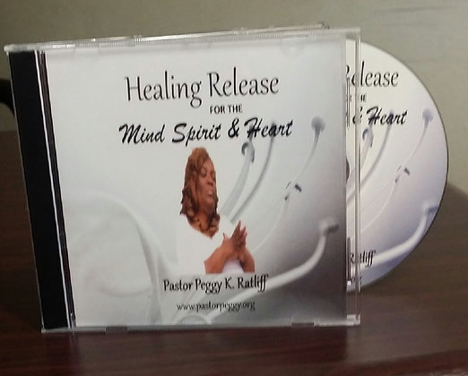 Healing Release for Mind, Spirit and Heart