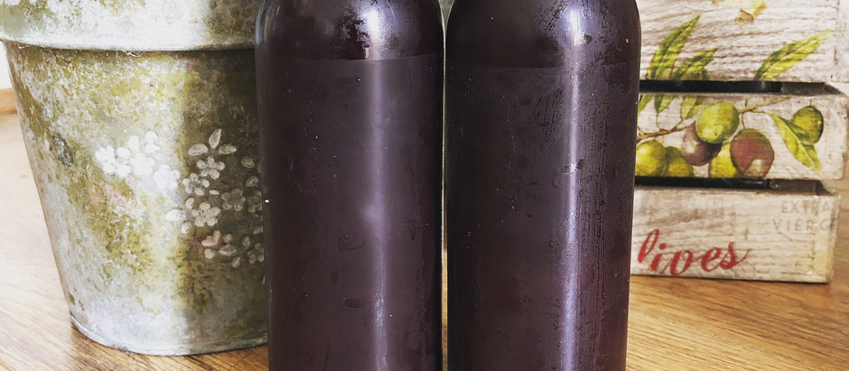 Elderberry Tonic