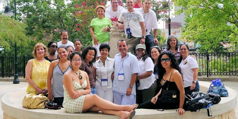 Health fair with univision- Fuertes juntos