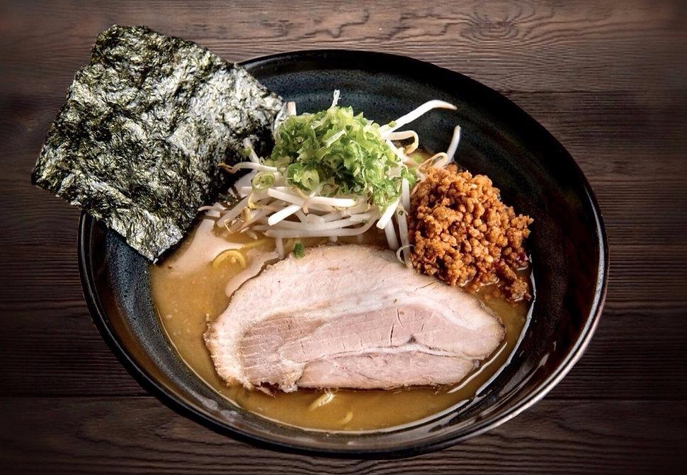 image of miso ramen