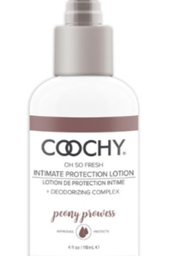 Coochy Intimate Protection 4oz - Peony  Prowess