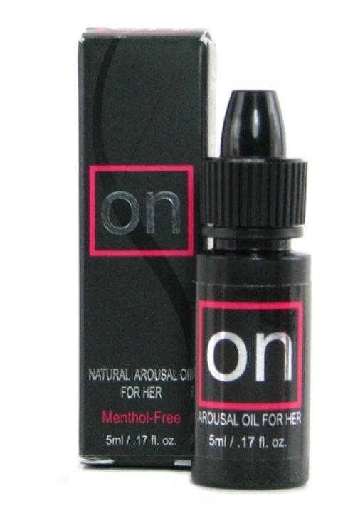 On Arousal Oil