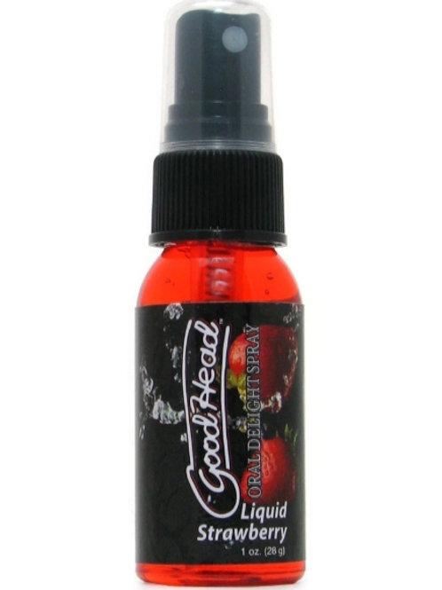 Goodhead Oral Delight Spray 1oz