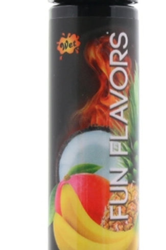 Fun Flavors - Tropical  Explosion Heating Lubricant 1oz