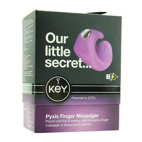 Pyxis Finger Massager