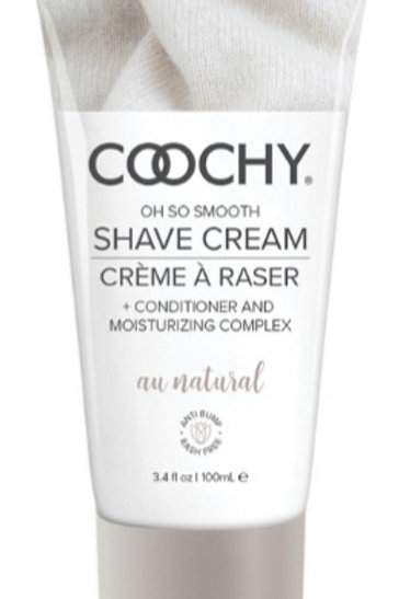 Coochy Shave Cream 3.4 oz