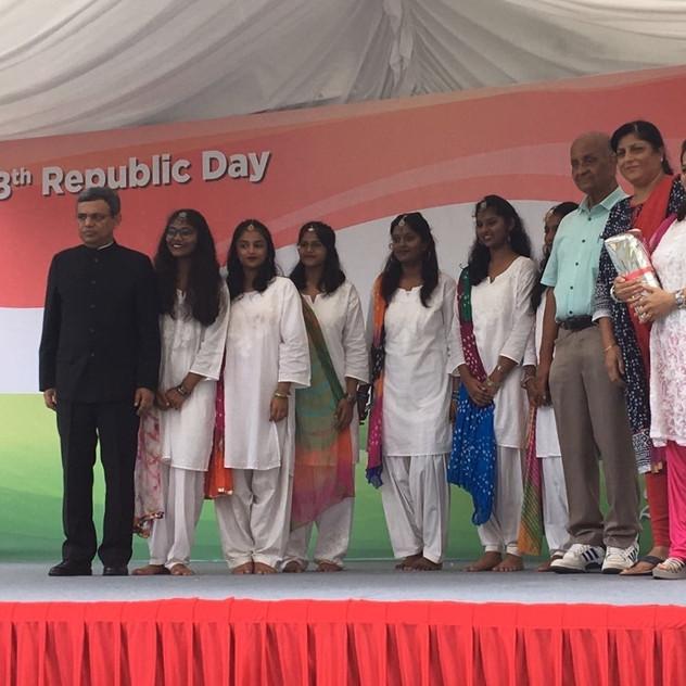68th Republic day