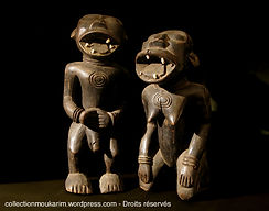 statues-pygmees congo.jpg