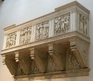 Balcon Cantoria_di_luca_della_robbia_01.