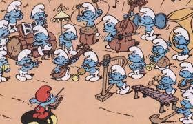 Schtroumpf musiciens.jpg
